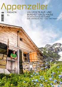 Appenzeller Magazin Juli 2018