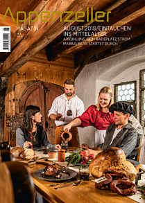 Appenzeller Magazin August 2018