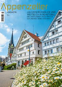 Appenzeller Magazin Juli 2019