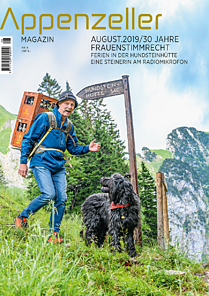 Appenzeller Magazin August 2019