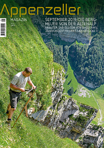 Appenzeller Magazin September 2019