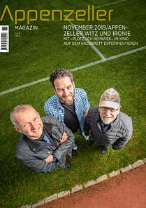 Appenzeller Magazin November 2019