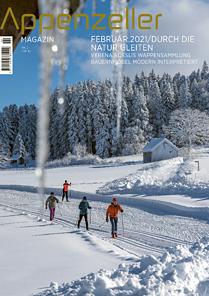 Appenzeller Magazin Februar 2021