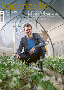 Appenzeller Magazin April 2021
