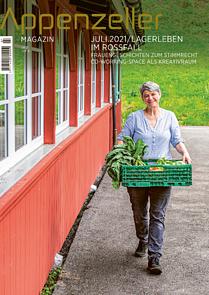 Appenzeller Magazin Juli 2021