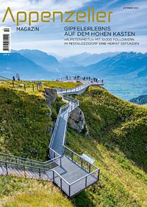 Appenzeller Magazin Oktober 2021