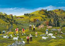 Ausflug Alp