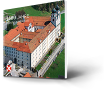 1400 Jahre Stabilitas in Progressu. Benediktiner Kloster Disentis