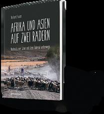 Afrika und Asien auf zwei Rädern