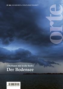 «Du blaust mir in die Seele» – Der Bodensee