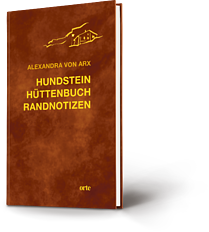 Hundsteinhüttenbuch Randnotizen