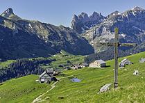 Karte Alp Sigel
