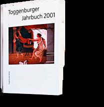 Toggenburger Jahrbuch 2001