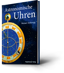 Werner Anderegg. Astronomische Uhren