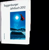 Toggenburger Jahrbuch 2012