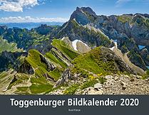 Toggenburger Bildkalender 2020