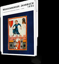Werdenberger Jahrbuch 1992