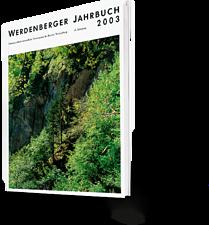 Werdenberger Jahrbuch 2003