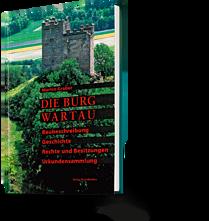 Die Burg Wartau. Martin Graber